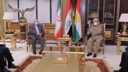 """""""Kurdistán no será usado para amenazar la seguridad de Irán"""""""