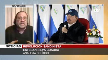 Silva Cuadra: EEUU busca frenar el avance del Gobierno sandinista