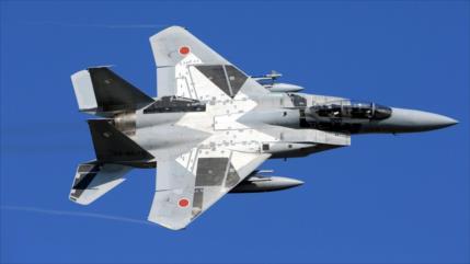 Japón envía cazas a patrullar zonas disputadas con China
