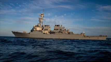 Rusia monitorea el destructor de EEUU que se dirige hacia Ucrania