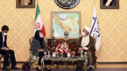 Diputado persa: Irán provee seguridad a la región y EEUU terrorismo