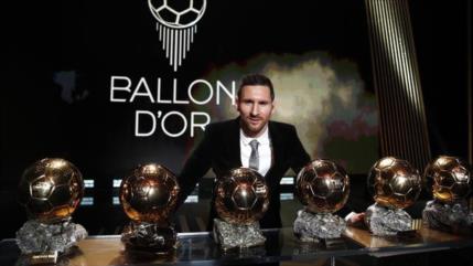 Messi y Ronaldo se despiden del Balón de Oro: Este año no hay premio