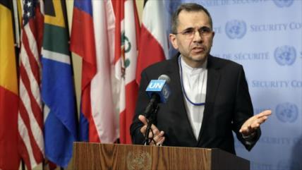 Irán denuncia: EEUU sigue violando la resolución 2231 del CSNU