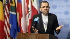 Irán apoya a Cuba en su lucha contra acciones ilegales de EEUU