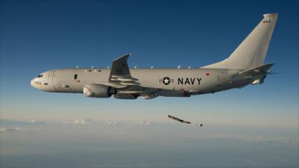 Rusia detecta avión de guerra antisubmarina de EEUU cerca de Siria