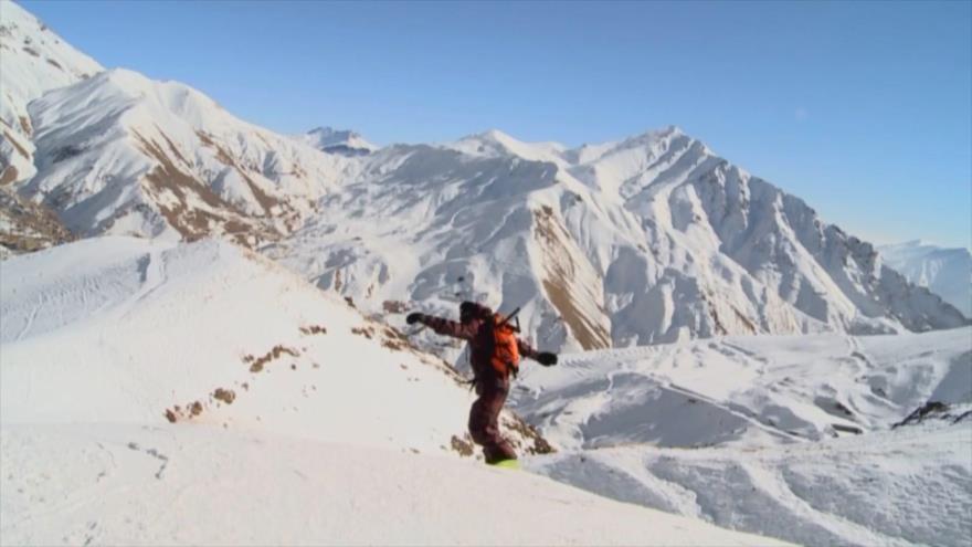 Irán: 1- Esquí en Irán 2- Avicena 3- Concentrado de frutas