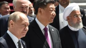 'Irán, Rusia y China pueden contrarrestar juntos presiones de EEUU'