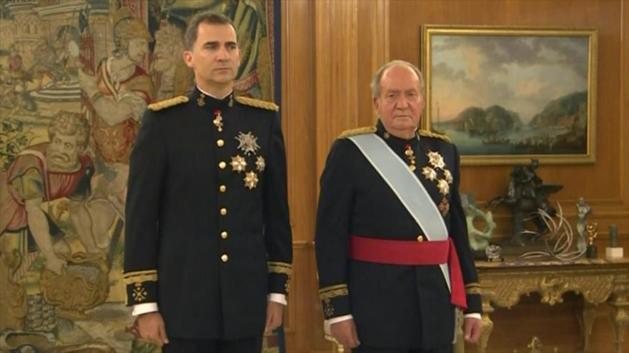 Casa Real, bajo presión para responder a acusaciones de corrupción | HISPANTV
