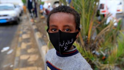 Muertos por COVID-19 en Yemen superan 5 veces la media global