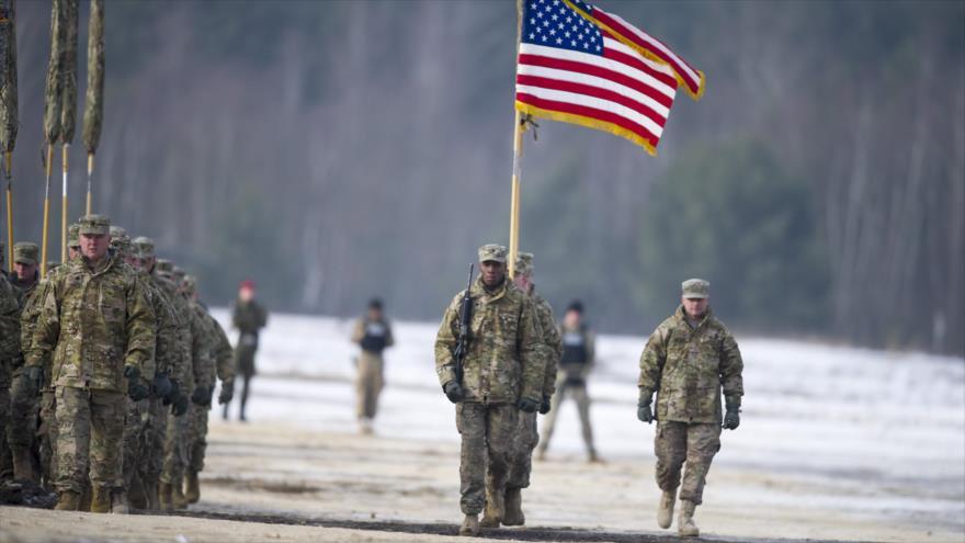 Informe: Ya terminaron los días de EEUU como policía internacional | HISPANTV