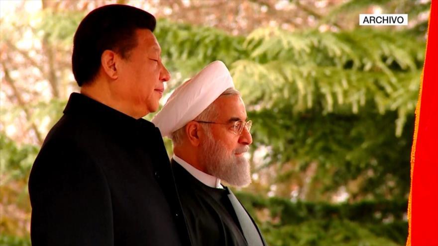 Discuten en Teherán acuerdo de 25 años entre Irán y China