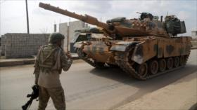 Turquía no retirará sus tropas de Siria pese a amenazas de Damasco