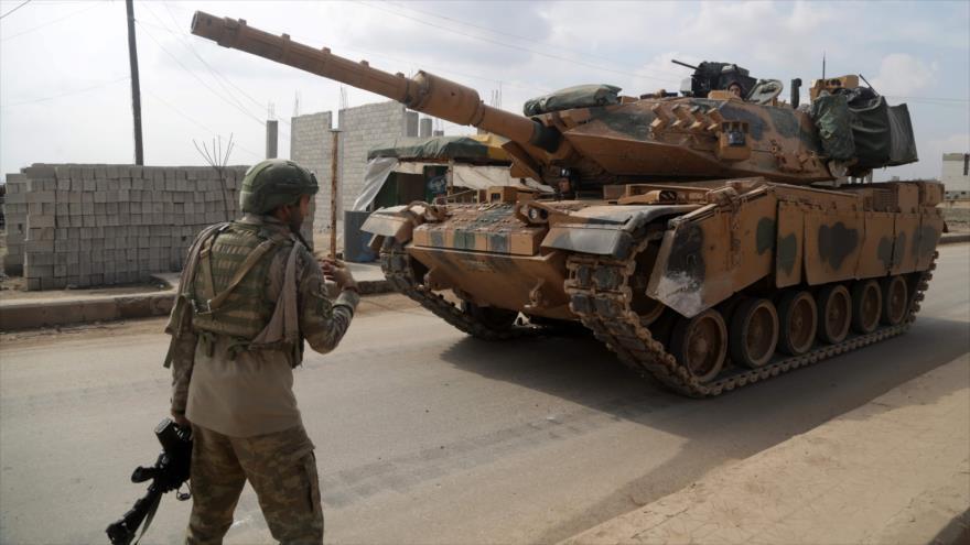 Turquía no retirará sus tropas de Siria pese a amenazas de Damasco   HISPANTV