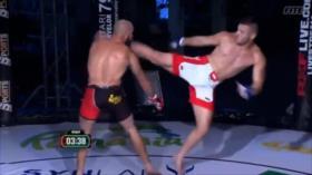 Vídeo: Mejor patada y KO que encontrarás hoy en el mundo de MMA