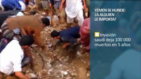 PoliMedios: Yemen se hunde: ¿A alguien le importa?