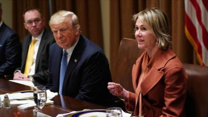 """HAMAS repudia """"acoso político"""" de EEUU en su contra ante la ONU"""