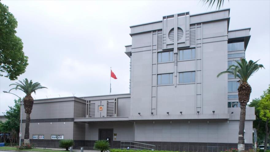 EEUU ordena cierre del consulado chino de Houston; Pekín se enoja