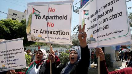 Palestinos optan por resistencia para contrarrestar a Israel