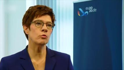 Alemania rechaza sanciones de EEUU al proyecto de Nord Stream 2