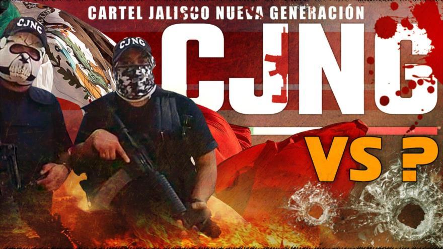 Detrás de la Razón: Cártel del narcotráfico pone en jaque a presidente mexicano