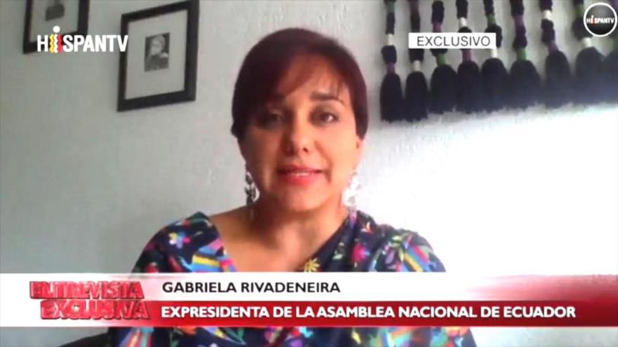 Exasambleísta: Moreno y EEUU planearon golpear al correísmo | HISPANTV