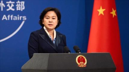 China denuncia que su embajada en EEUU recibe amenazas de muerte
