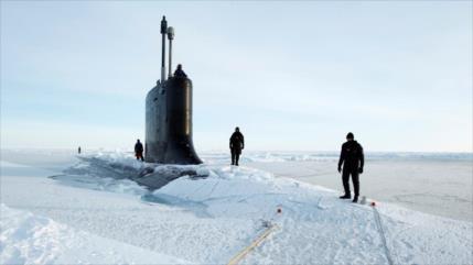 EEUU reta a Rusia y China con aumento de presencia en el Ártico