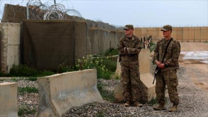 EEUU anuncia que pronto retirará sus tropas de una base en Irak