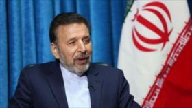 Irán responsabiliza a EEUU y Europa del colapso del pacto nuclear