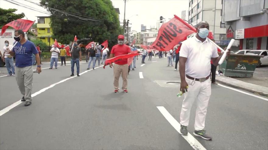 Reforma laboral atenta contra logros de trabajadores en Panamá