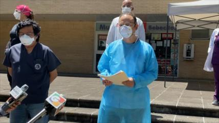 Médicos renuncian en Guatemala por falta de pago