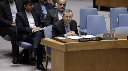 Irán exige la retirada de las fuerzas extranjeras ilegales de Siria