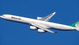Aviones de guerra de EEUU amenazan a un avión civil iraní