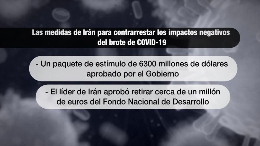 Irán Hoy: Impacto del coronavirus en la economía