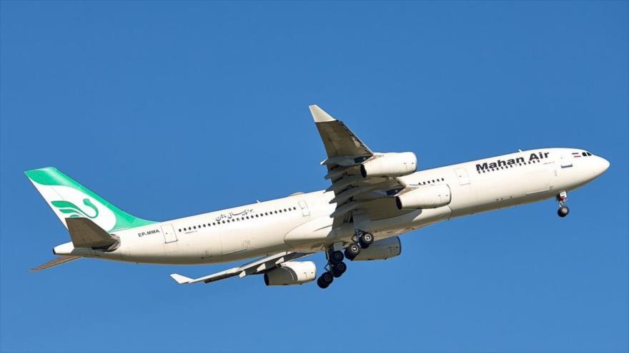 Irán llevará ante el CSNU la amenaza de EEUU contra su avión civil | HISPANTV