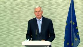 """La UE considera """"poco probable"""" un pacto post-Brexit con Londres"""