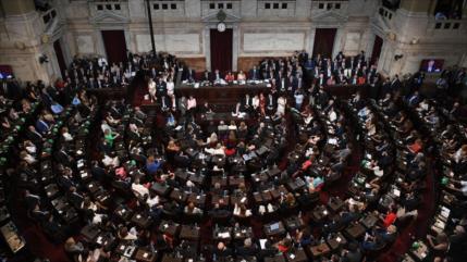Senado argentino aprueba proyecto sobre la cuestión Malvinas