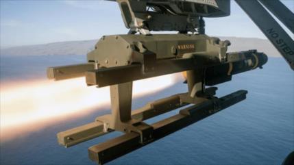 """Informe: EEUU usa cada vez más """"misil ninja"""" en ataques en Siria"""