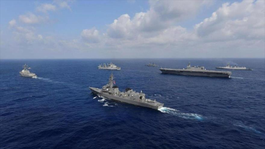 EEUU busca crear nueva alianza militar para combatir a China | HISPANTV