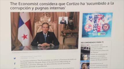 "Revista ""The Economist"" advierte de estallido social en Panamá"