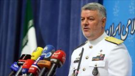 Armada de Irán neutraliza amenaza enemiga en aguas internacionales