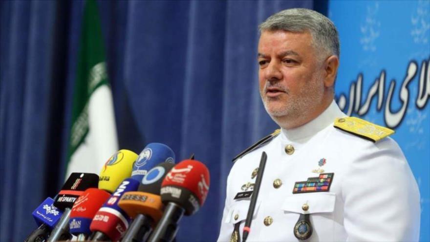 Armada de Irán neutraliza amenaza enemiga en aguas internacionales | HISPANTV