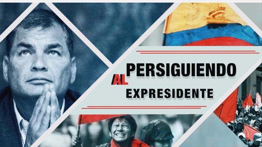 Detrás de la Razón: Ratifican al expresidente de Ecuador sentencia de 8 años de cárcel