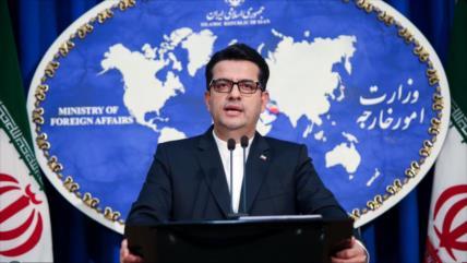 Irán: EEUU debe rendir cuentas por apoyar a grupos terroristas