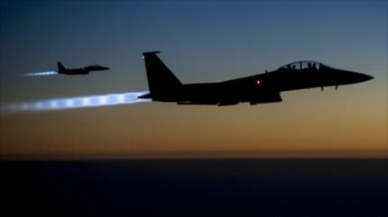 """Rusia ve """"ilegal y peligroso"""" el ataque aéreo de EEUU a Siria"""