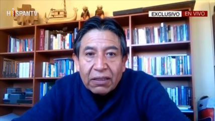 Excanciller a HispanTV: OEA y Almagro dañaron democracia en Bolivia