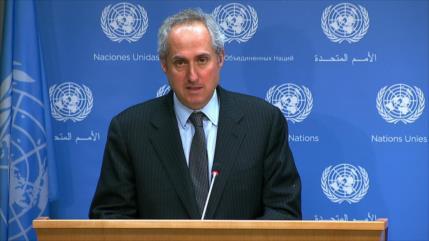 ONU insta a respetar la seguridad del transporte aéreo civil