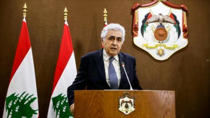 El Líbano condena acoso de cazas de EEUU a avión iraní
