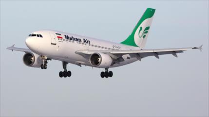 """Teherán y Beirut demandan """"piratería"""" de EEUU contra avión iraní"""