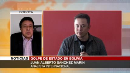 Marín: Bolivia a puertas de ser entregada a grandes corporaciones